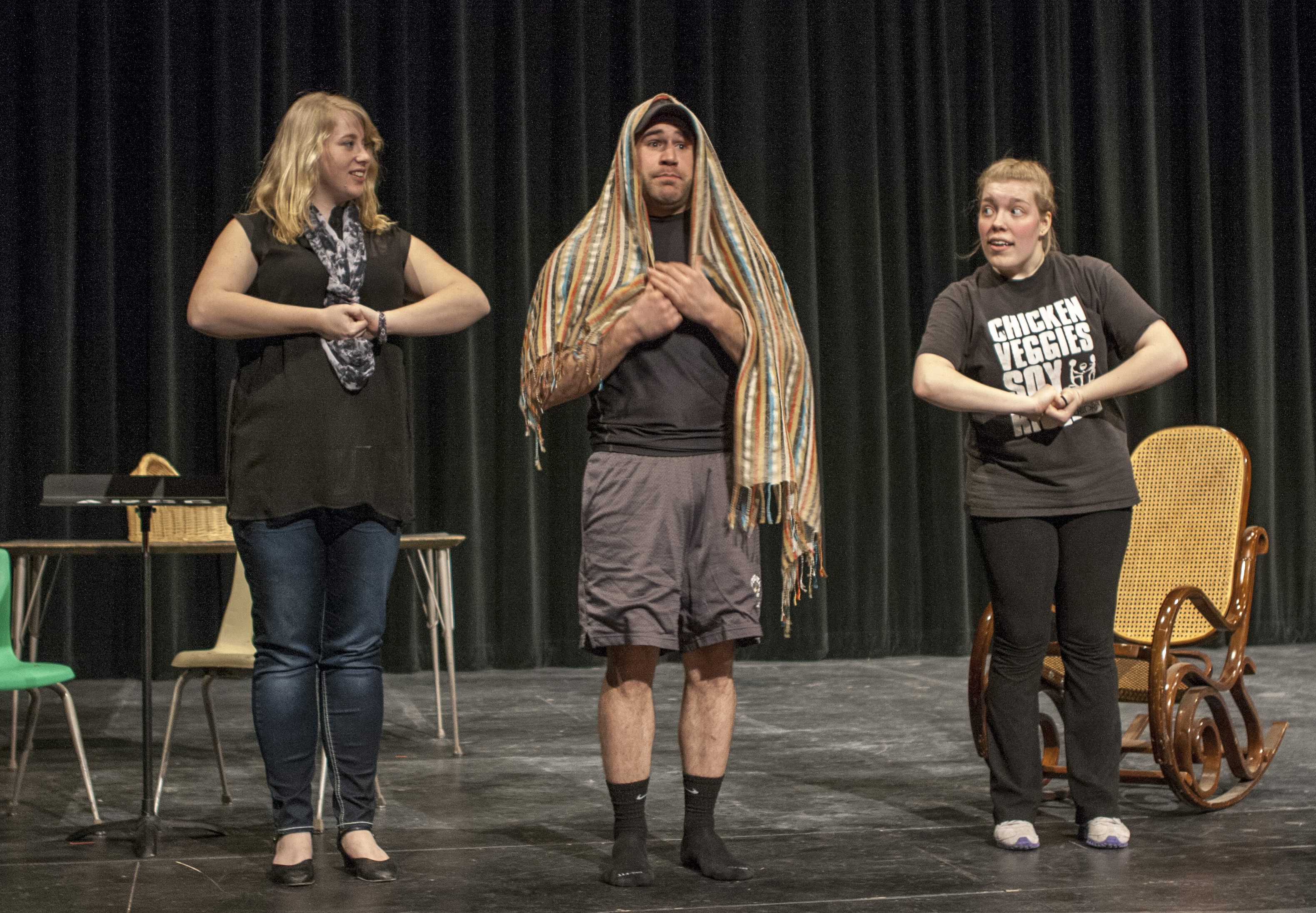 ARCC spring musical 'The It Girl' makes silence sing