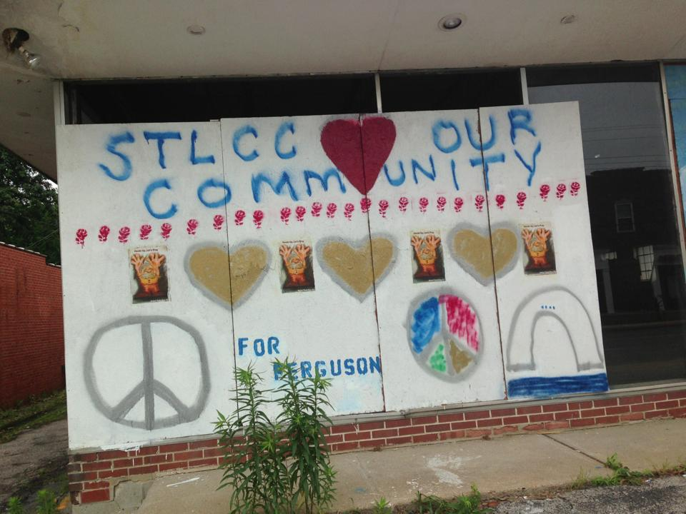 Visiting Ferguson: A Student's Perspective