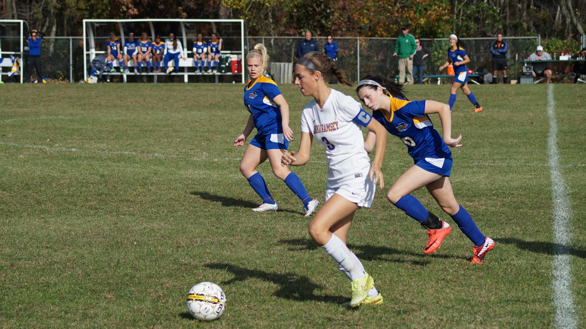 Women's Soccer Team Places Sixth in National Tournament