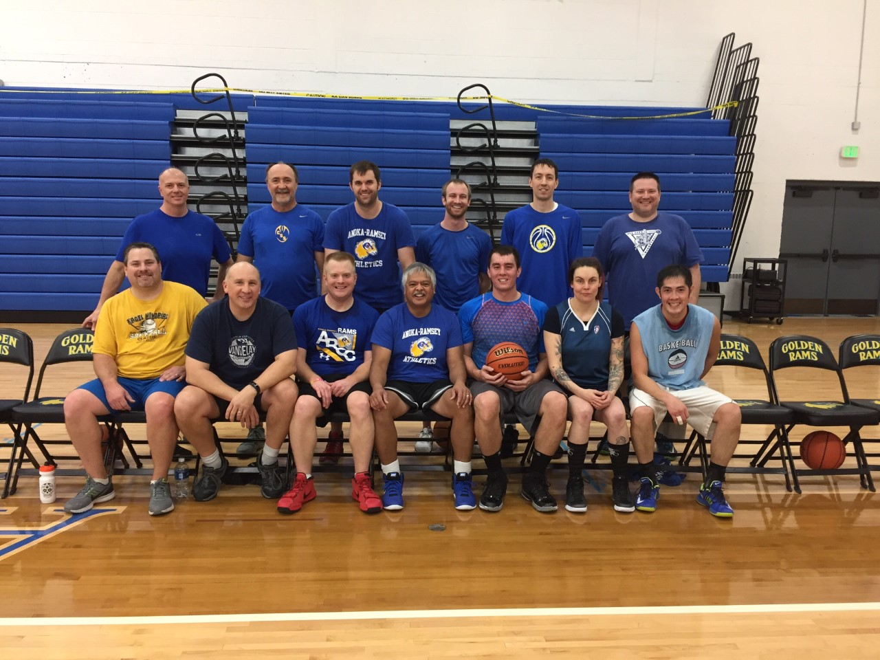 Students Fall to Faculty and Staff in Annual Match Up