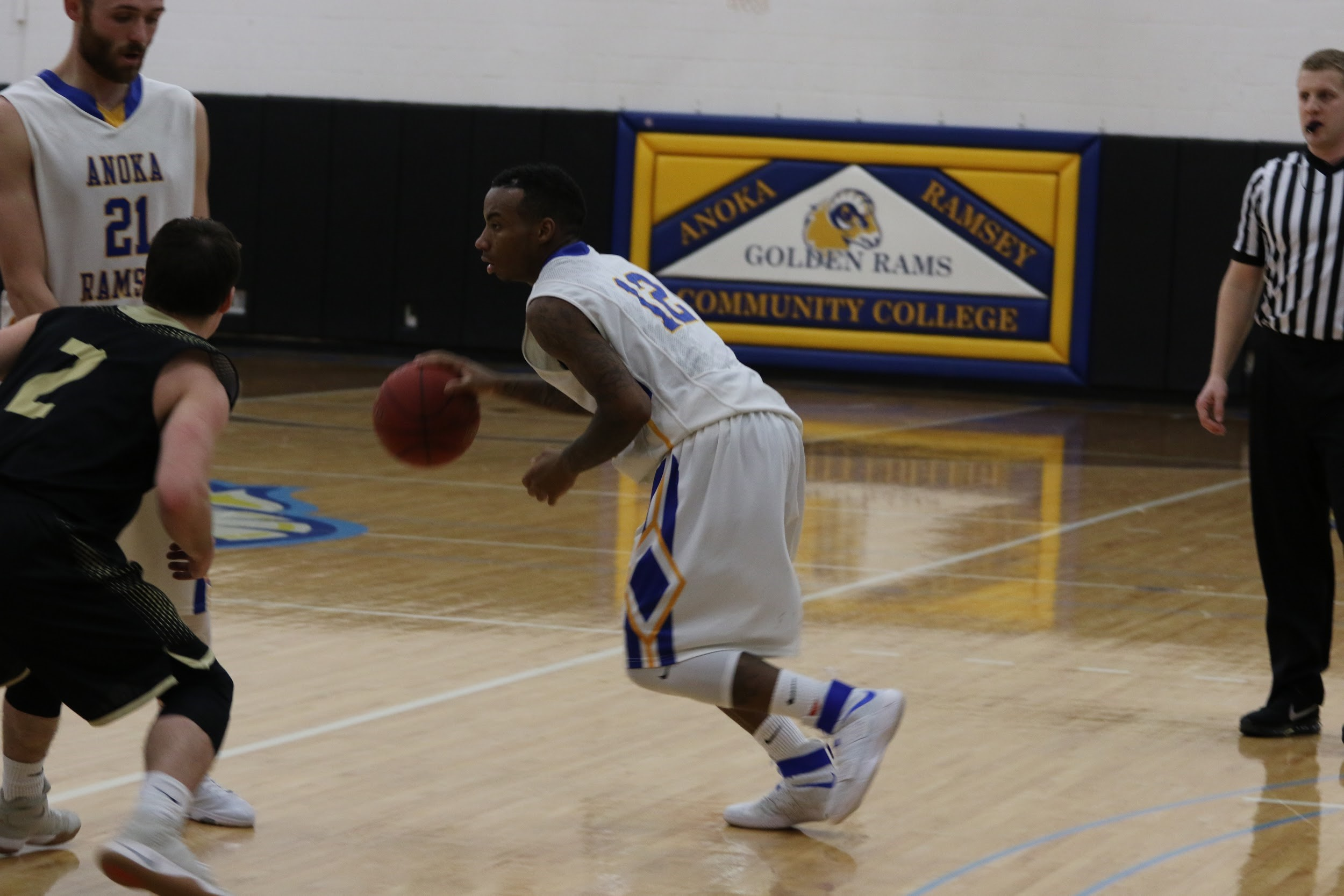 ARCC Men's Basketball Team Fight for Nationals