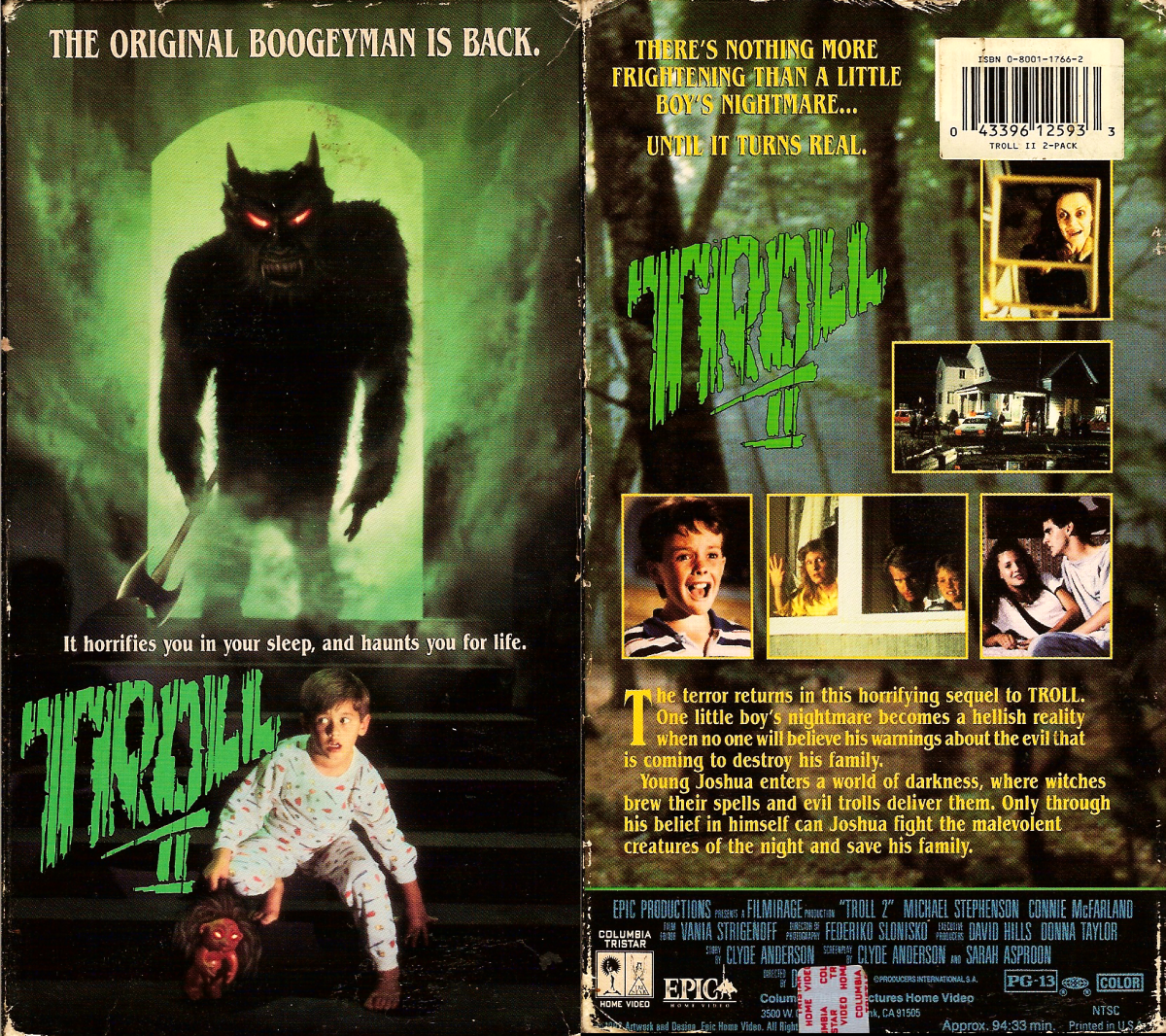 Troll 2 Movie Review (1990)