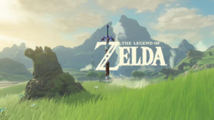 The Legend of Zelda Breath of the Wild What Every Open World Game Should Be