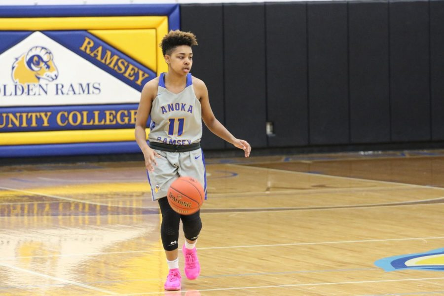 The Golden Rams Basketball Recap for the week of January 20